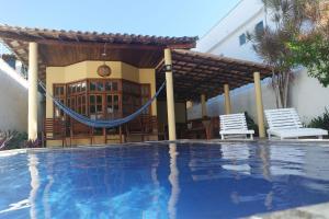 obrázek - Linda casa com piscina perto da praia de Taperapuan