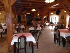 Hotel-Restauracja Spichlerz, Szállodák  Stargard - big - 40