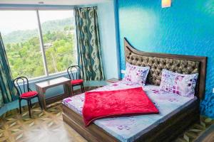 Auberges de jeunesse - Homestay with a hilly view in Almora, by GuestHouser 67408