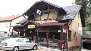 "Restoran i sobe ""Tocak"""