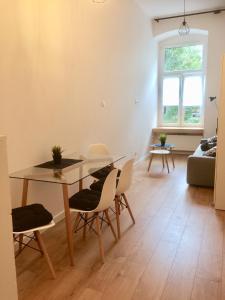 Apartment at 40 Kolejowa