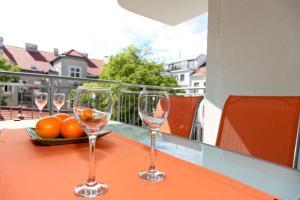 100 m2 Sunny Apartments - Schoenbrunn, Apartmány  Vídeň - big - 18