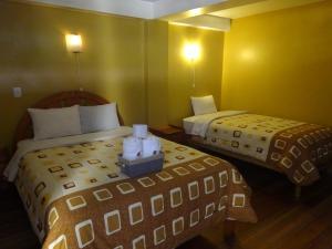 Hostel Andenes, Hostelek  Ollantaytambo - big - 48