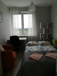 Przyjemny 3pokojowy apartament w Gdańsku Nad Jaśkową Doliną