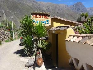 Hostel Andenes, Hostelek  Ollantaytambo - big - 43