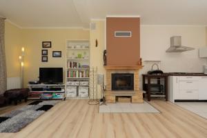 Jantar Apartamenty - Rodzinny apartament z ogrodem
