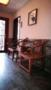 Dongjiang Lake Mountain Mist Inn, Alloggi in famiglia  Zixing - big - 108