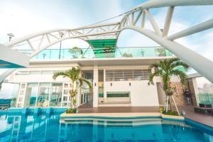 Infinity 28 Condominium, Appartamenti  Phnom Penh - big - 24