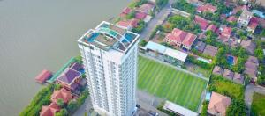 Infinity 28 Condominium, Apartments  Phnom Penh - big - 22