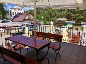 Kompleks Gastronomiczno Hotelowy Tahiti
