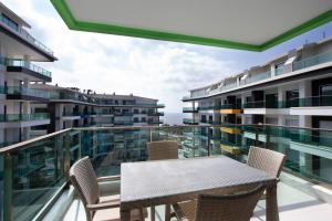 Konak Seaside Resort, Apartmanok  Alanya - big - 24