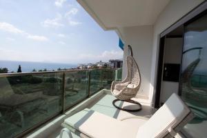 Konak Seaside Resort, Apartmanok  Alanya - big - 95