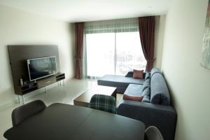 Konak Seaside Resort, Apartmanok  Alanya - big - 20