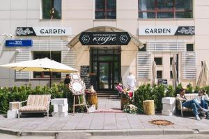 Гостиница Garden club hotel & spa, Зеленоград