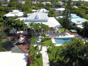 Hotel et villa chez Flo