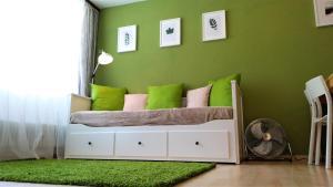 Green Wall Apartment Kaprun