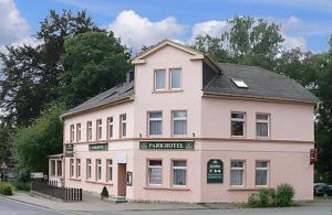 """Pension """"Parkhotel"""" Blankenhain - Blankenhain"""