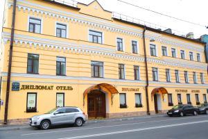 Отель Дипломат, Санкт-Петербург