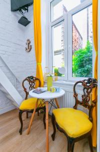 BERG Apartament YELLOW GDANSK