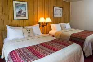 Targhee Lodge by Grand Targhee Resort - Accommodation - Alta