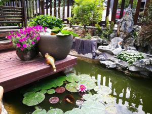 Dongjiang Lake Mountain Mist Inn, Alloggi in famiglia  Zixing - big - 49