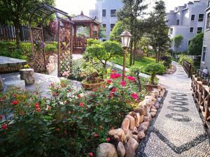Dongjiang Lake Mountain Mist Inn, Alloggi in famiglia  Zixing - big - 46