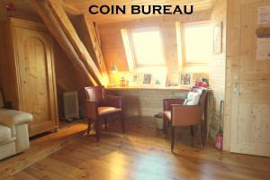 Refuge Renoir City Bed'n'Breakfast, Bed & Breakfasts  Chambéry - big - 1