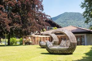 Hotel Adolphine Garden Rottach-Egern Německo