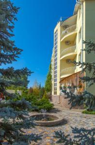 Гостиница Аква-Солярис, Анапа