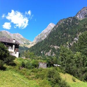 Pensione Genzianella - Hotel - Alagna Valsesia