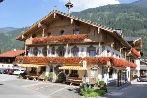 3 hvězdičkový hotel All Inclusive Hotel Bachmayerhof Uderns Rakousko
