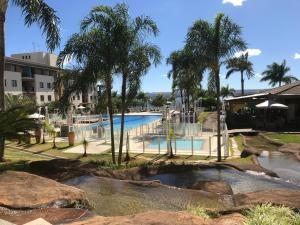 Flat em Resort incrivel a 10 min da Esplanada, STF e PGR