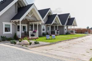 Mała Finlandia luksusowe domki w Sarbinowie