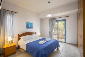 Villa Thalassa, Villen  Coral Bay - big - 17
