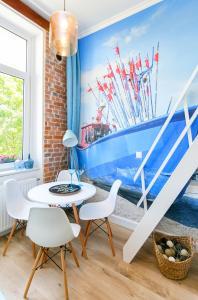 BERG Apartament BLUE GDANSK