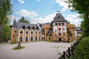 Spa hotel Zámek Lužec - Karlovy Vary
