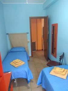 Villa Cala Azzurra con accesso privato alla caletta cala azzurra, Villas  Scopello - big - 34