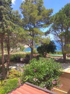 Villa Cala Azzurra con accesso privato alla caletta cala azzurra, Villas  Scopello - big - 31