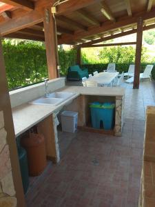 Villa Cala Azzurra con accesso privato alla caletta cala azzurra, Villas  Scopello - big - 30