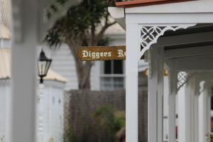 Coromandel Cottages, Motelek  Coromandel Town - big - 46