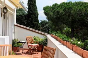 Piccolomini San Peter - Terrace Flat - abcRoma.com