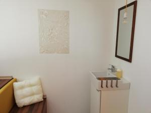 Standard Double Room with Private Bathroom Sofia 6aTo Art Hostel