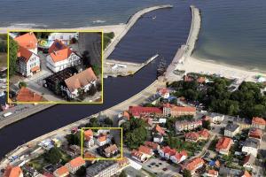 Pensjonat Fisherman's House Ustka Polska
