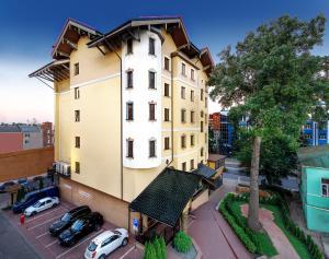 Hotel Dinastiya - Novosëlovskiy