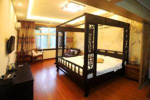Wuzhen Mijiangnan Boutique Inn, Проживание в семье  Wujiaqiao - big - 82