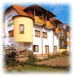 Hotel am Gisselgrund - Frankenhain