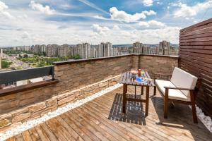 Top View Apartment - Hotel - Belgrade