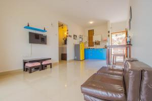 Sea View 1 BHK Stay, Vasco Goa, Apartments  Marmagao - big - 8