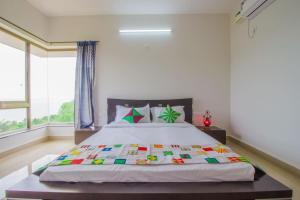 Sea View 1 BHK Stay, Vasco Goa, Apartments  Marmagao - big - 21