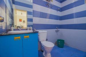 Sea View 1 BHK Stay, Vasco Goa, Apartments  Marmagao - big - 3